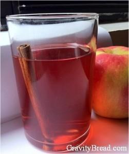 Cinnamon Apple Iced Tea
