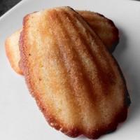 Yummy Madeleine Cookies