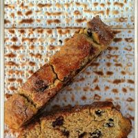 passover mondel bread
