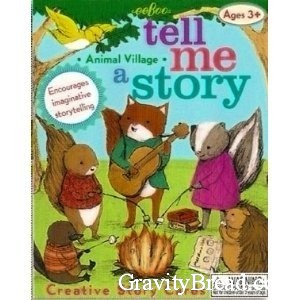 Tell Me a Story – Animal Village