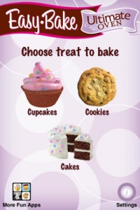 Easy Bake Treats
