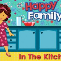 Step by Story: Happy Family in the Kitchen