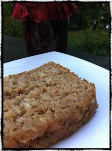 Low Fat Apple Cinnamon Bread
