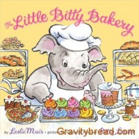 "Meet Leslie Muir, author of ""Little Bitty Bakery"""