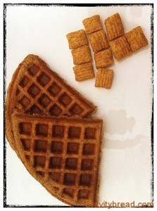 Puffin Waffles
