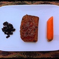Low Fat Carrot Bread