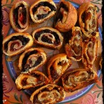 Rugelach 2 sliced