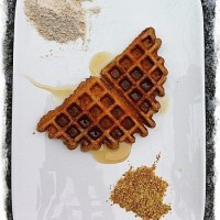 30 Minute Whole Wheat Waffles