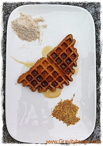 30 minute waffle