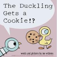 duckling cookie