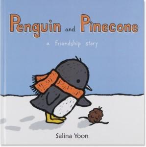 Penguin pinecone