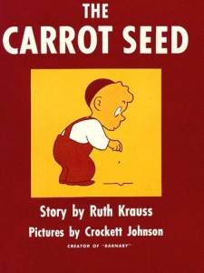 carrot seedbook