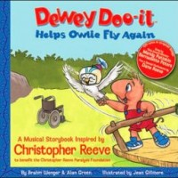 Dewey Doo-it Helps Little Owlie Fly Again