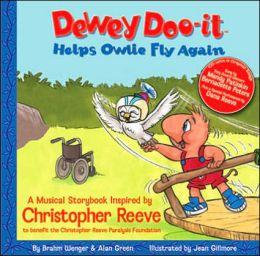 Dewey Doo-it Helps Little Owlie Fly Again