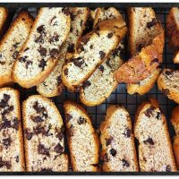 Overnight Nut Free Mondel Bread