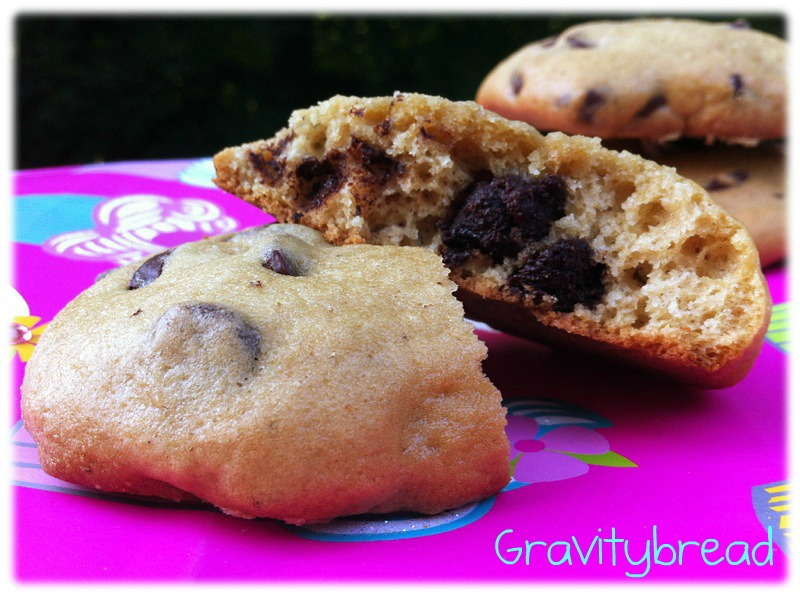 Bean Chocolate Chip Cookie