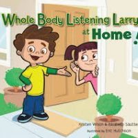 Whole Body Listening Larry at Home!