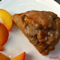 Stone Fruit Scones