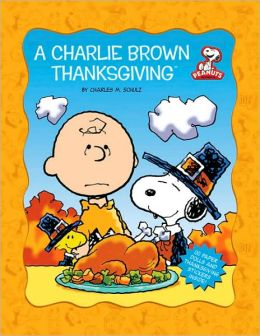 charlie  brown thanksgiivng