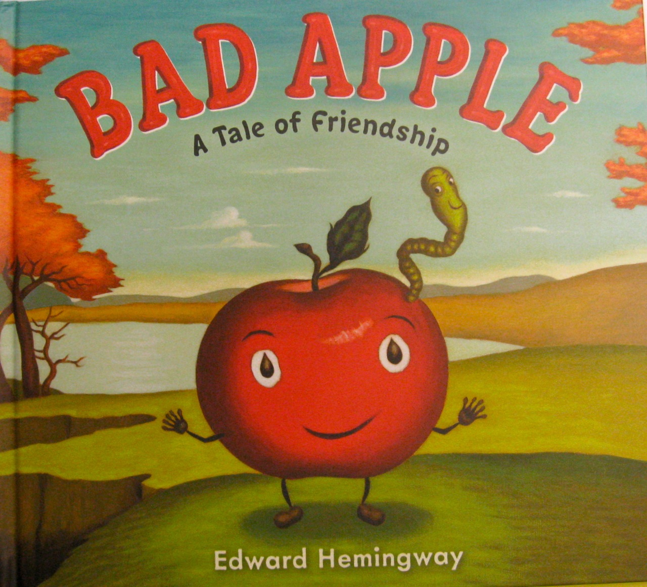 Bad Apple A Tale of Friendship