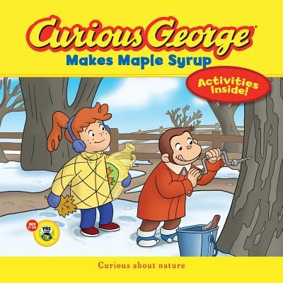 curious george maple syrup