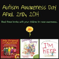 3 Picture Books for World Autism Awareness Day