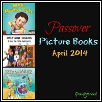 Best Picks Passover Picture Books