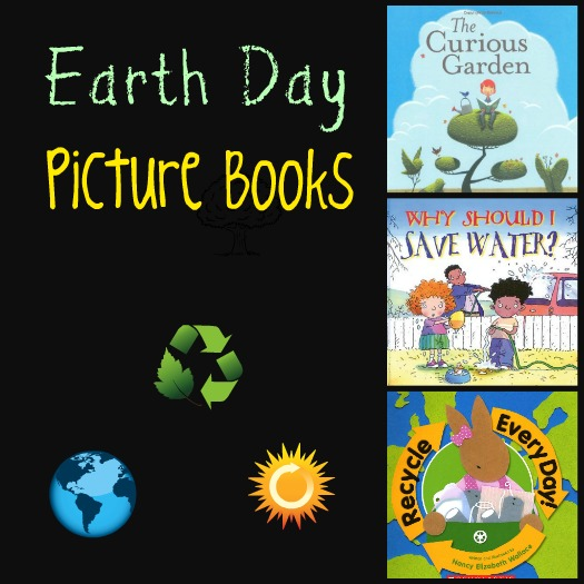 earth day picture books