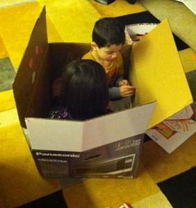 not a box kids