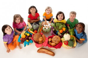 Do You Want Your Child to Eat a Rainbow Diet?