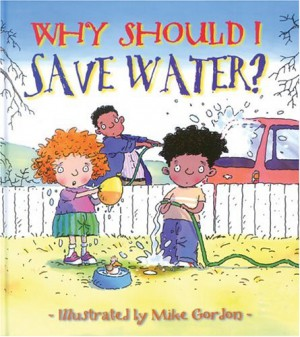 why should I save water