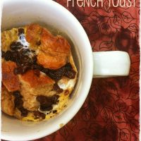5 minute french toast