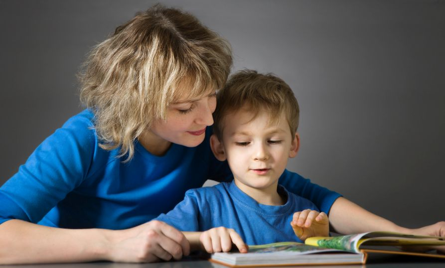 what is the best method when reading to your child