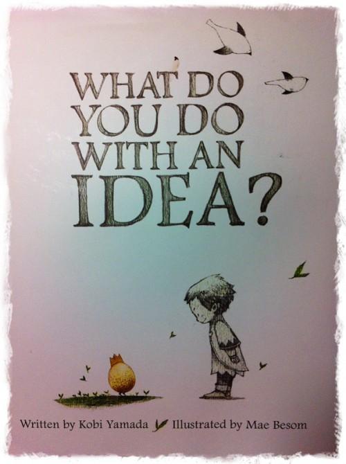 I have a book idea