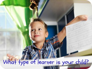 What Type of Learner Is Your Child?