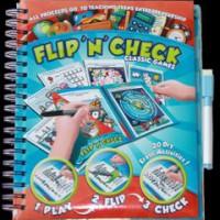 Flip 'N' Check
