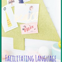 5 Ways to Facilitate Language with Holiday Cards