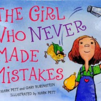 The Girl Who Never Made Mistakes….plus teacher lesson plans!