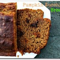 pumpkin bread zucchini