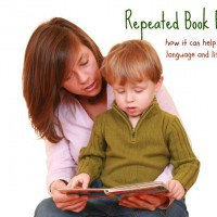 Read it Again! How Repeated Book Readings Can Help Your Child