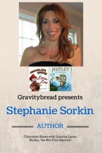 Gravitybread presents Stephanie Sorkin