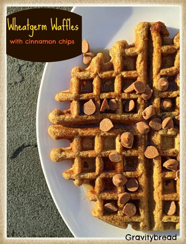 wheatgerm waffles
