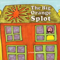 big orange splot