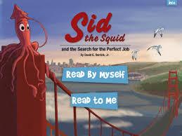 sid the squid app