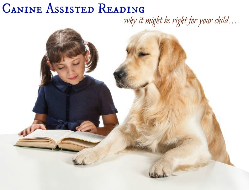 Canine Assisted Reading