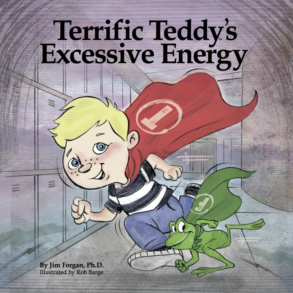 terrif teddy excessive energy