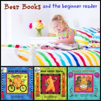 Bear Books by Barefoot and The Beginner Reader