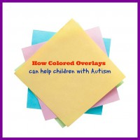 Colored Overlays and Reading Speed for Children with Autism