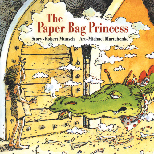 paperbag princess 1