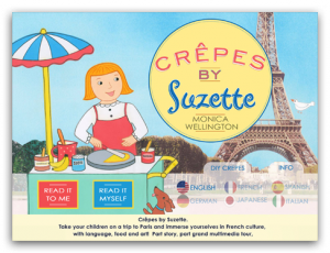 Crêpes by Suzette App